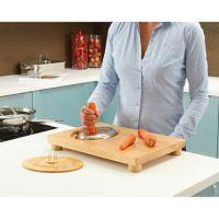 Multifunktionelles Küchenbrett
