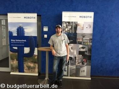 Mobotix AG Mitarbeiter Mario Barth
