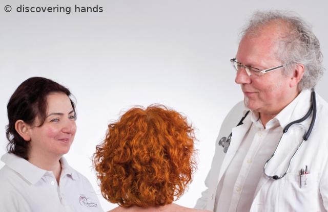 Besprechung mit MTU und Facharzt