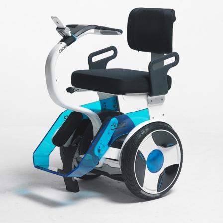 Segway-Rollstuhl von Nino Robotics