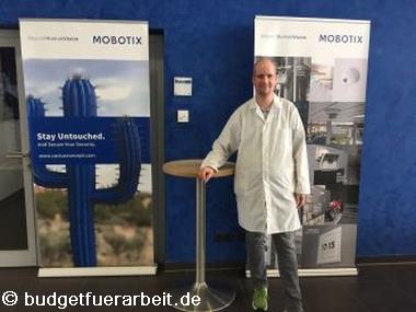 Mobotix AG MItarbeiter Alexander Baab