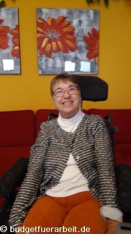 Referentin Marianne Münz