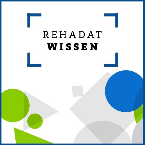 Logo REHADAT Wissensreihe