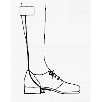 Sprunggelenk-Fuß-Orthese