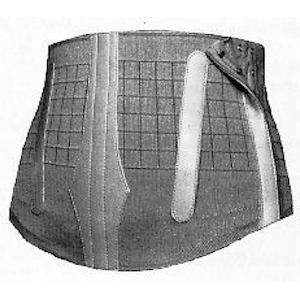CAROLI-Herrengürtel Modell HA