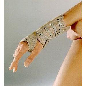 Handgelenkbandage mit Schnürung