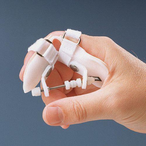 Finger-Extensionsschiene, statisch progressiv