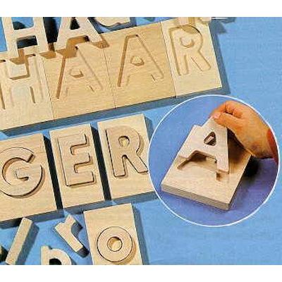 Buchstaben-Tafeln