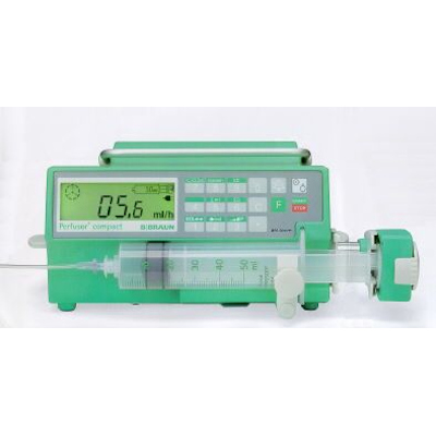 Spritzenpumpe Perfusor compact