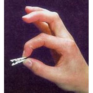 PERTRA-Wäscheklammern Miniatur