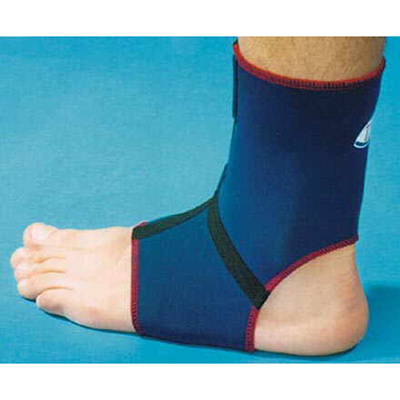 Fußgelenk-Bandage, offen