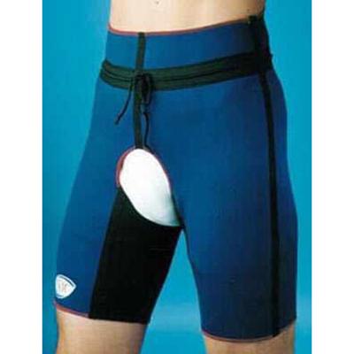 Hüft-Oberschenkel-Bandage m.ausgeschnitt.Schritt