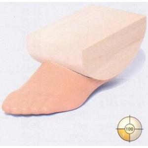 Pirogoff-Fuß mit Zehen