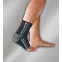 Achillessehnenbandage, schwarz