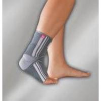 Achillessehnenbandage, silber