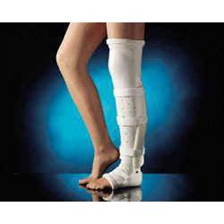 Fibia Fracture Brace mit Knie-Kondylenfassung