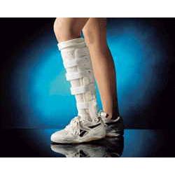 Tibia Facture Brace ohne Knie-Kondylenfassung