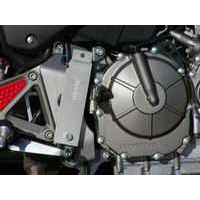 Integralbremssystem bei Ausfall des rechten Bremsfußes