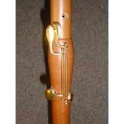 C-Flöte für beeinträchtigte Hand
