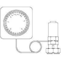 Thermostat Uni LD mit Fernverstellung