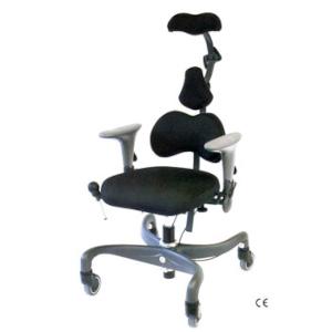 Arbeitsstuhl Forma - Sitzsystem mit aufbauenden Elementen