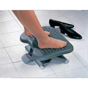 Massage Fußstütze, höhenverstellbar