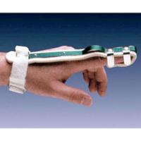 Finger-Extensionsschiene mit dorso-volarer Stütze