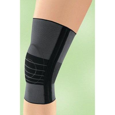 Kniebandage mit Patella-Ringpolster