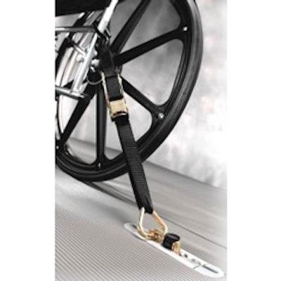 Rollstuhl-Rückhaltesystem M-Serie