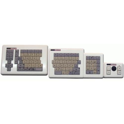 Geteilte Tastatur Hera
