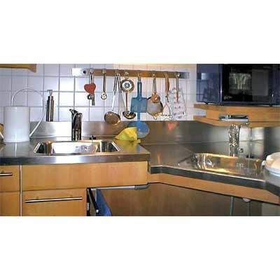 Barrierefreie küchen