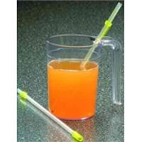 Spezial-Trinkhalm mit Kugelventil