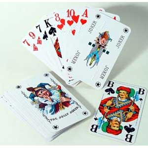 Romme Karten Für Senioren