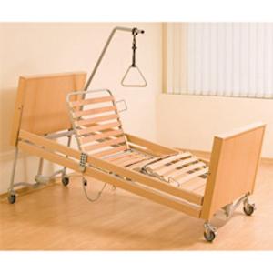 Pflegebett medial