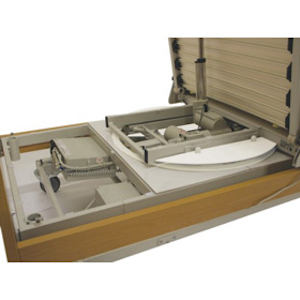 Sitzpositions-Dreh-Einlegerahmen ROTOFLEX RO-1001