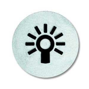 Abtastbares Symbol Licht