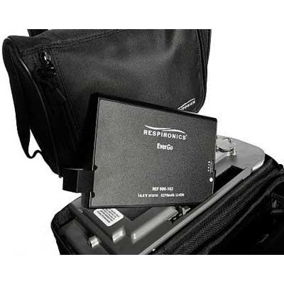 wechselbare Akkus für den mobilen Sauerstoffkonzentrator EverGo