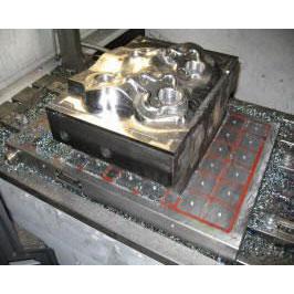Magnetspannplatte Quad Extra