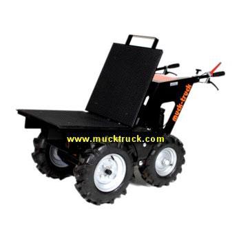 Muck-Truck Minidumper mit Plattform (Zubehör)