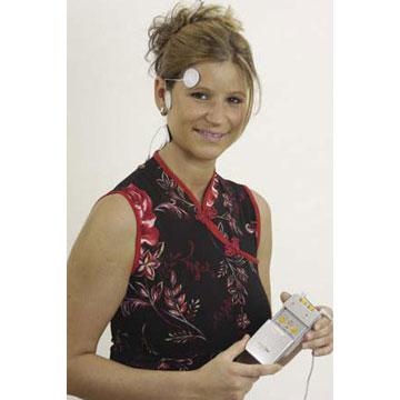 Nervenstimulator, Digi Pro 4000 Duo, Anwendungsbeispiel