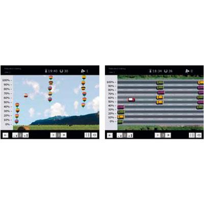 STIWELL med4 Biofeedback PC-Spiele