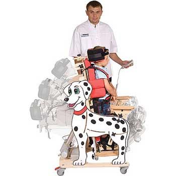 Dalmatiner Neigungsverstellung