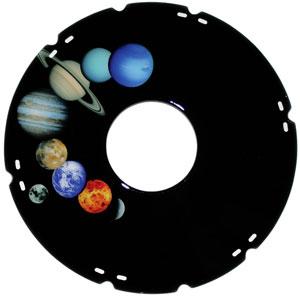 Planeten Speichenschutz