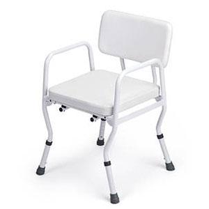 Dietz Duschstuhl Comfort mit Rückenlehne