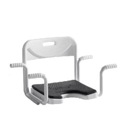 BWE-R Badewannen-Einhängesitz mit Rückenlehne