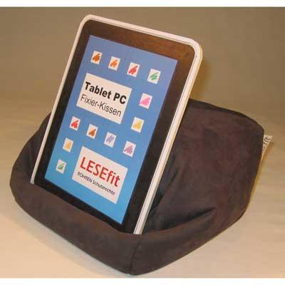 LESEfit Lesekissen mit Tablett-PC