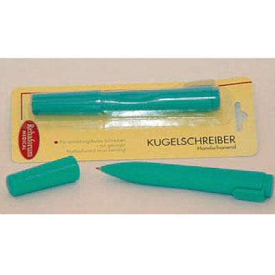 Kugelschreiber-dick, handschonend