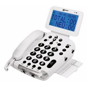 Großtastentelefon Geemarc BDP 400 mit Sprachausgabe