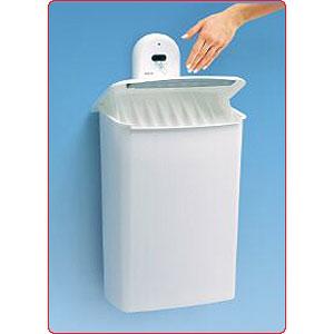 CWS Damen Hygienebox weiß berührungslose Handhabung