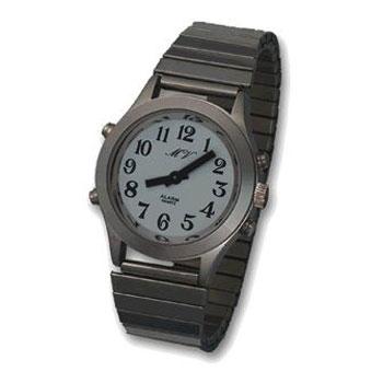 Sprechende Armbanduhr für Herren MVAU-HSM